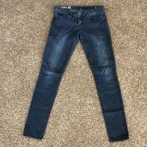 Like New Hurley '81 Skinny Jeans
